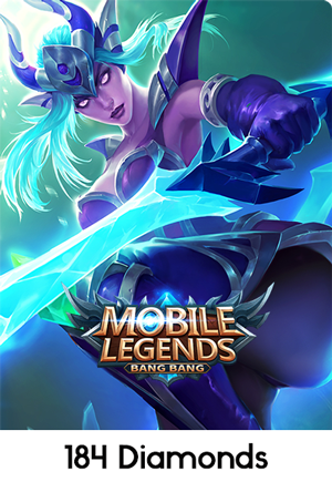 Mobile Legends 184 Diamonds